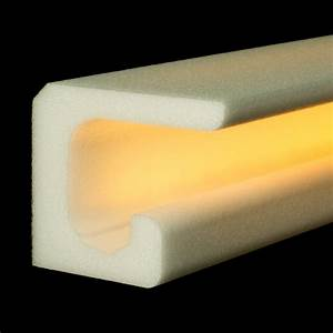 Indirekte Led Beleuchtung : stuck led beleuchtung profil zierprofil ~ Michelbontemps.com Haus und Dekorationen