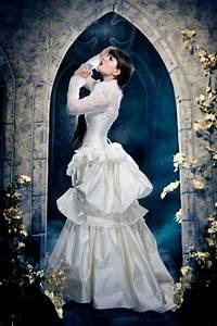 Steampunk Edwardian Wedding Dress