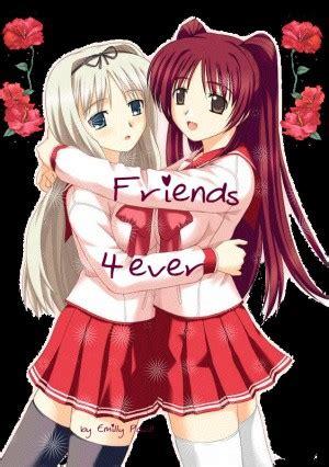Anime Best Friends Forever