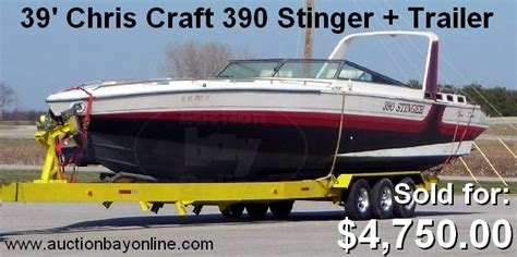 Boat Auctions Ebay by Auction Bay Can Help You Sell Cars Trucks Boats Planes