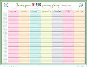 6 family daily schedule template financial statement form With kids weekly schedule template