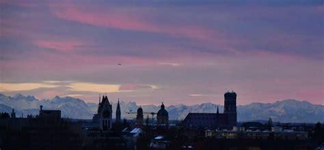 muenchen skyline foto bild deutschland europe bayern