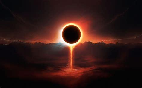 hd wallpaper solar eclipse kids art solar eclipse art