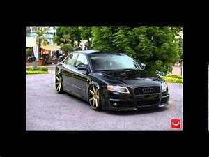 Audi B7 Tuning : audi rs4 b7 tuning vossen wheels youtube ~ Kayakingforconservation.com Haus und Dekorationen