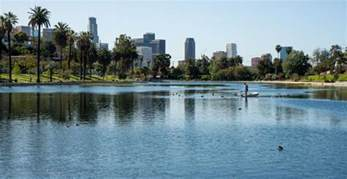 venues in los angeles echo park lake city of los angeles department of