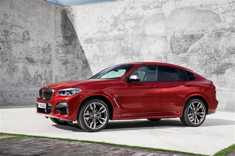 Bmw X4 (2018) Unveiled [w Video] Carscoza