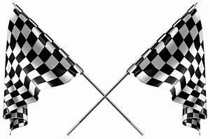 Black And White Checkered Flag Clip Art (31+)