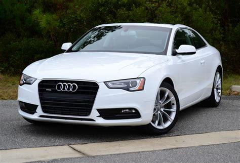 2013 Audi A5 20t Quattro Review & Test Drive