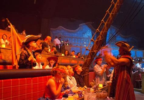 As mentioned above, the majority of promotions are coupon codes. Pirate's Dinner Adventure - Buena Park, CA