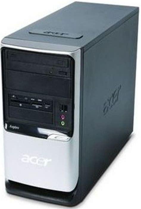 pc bureau acer aspire acer ast180 ud381a acer aspire mt desktop amd athlon 64