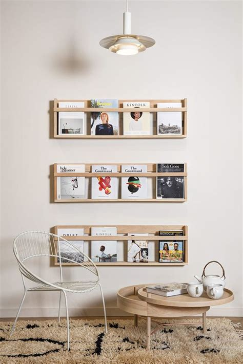 genius diy magazine rack ideas homemydesign