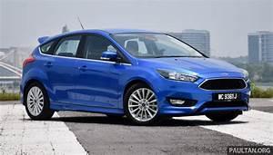 Ford Focus 1 : driven 2016 ford focus 1 5l ecoboost first impressions ~ Melissatoandfro.com Idées de Décoration