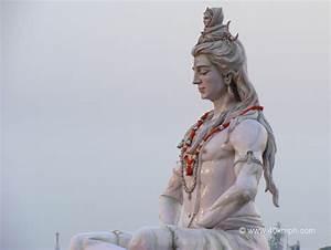 Lord Shiva and Goddess Ganga Statue - 40kmph.comIndia ...