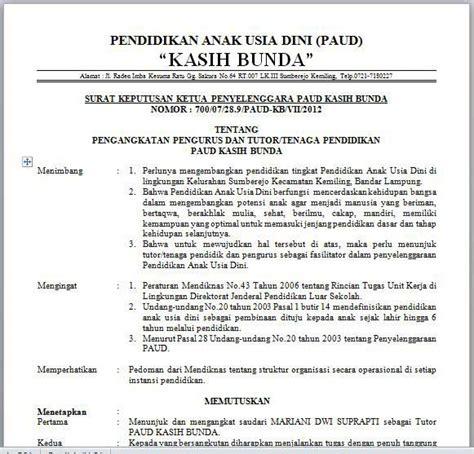 Macam Macam Contoh Surat Perintah Kerja by Dhika Putra Juni 2014