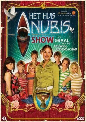 huis anubis theatershow cultuurpodiumonline
