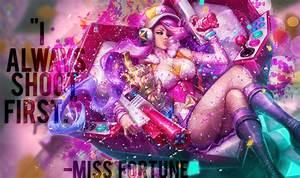 Arcade Miss Fortune Wallpaper - WallpaperSafari