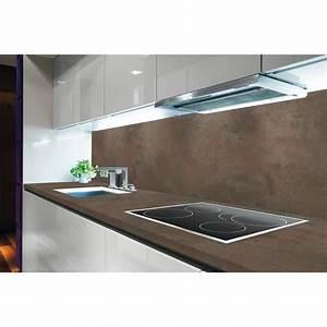Plan De Travail Cuisine Bricomarché : polyrey plan de travail stratifi hpl hydrofuge champ ~ Melissatoandfro.com Idées de Décoration
