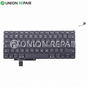 Keyboard  British English  For Macbook Pro 17 U0026quot  Unibody