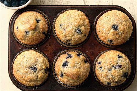 easy  rising blueberry muffins recipe king arthur flour