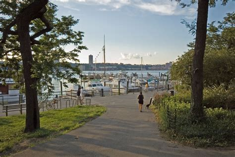 Boat Basin Riverside Park by A Designer S 9 11 Experience Part Ii Environments