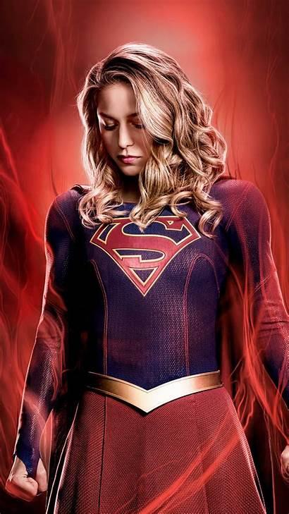 Supergirl 4k Melissa Benoist Ultra Wallpapers Mobile