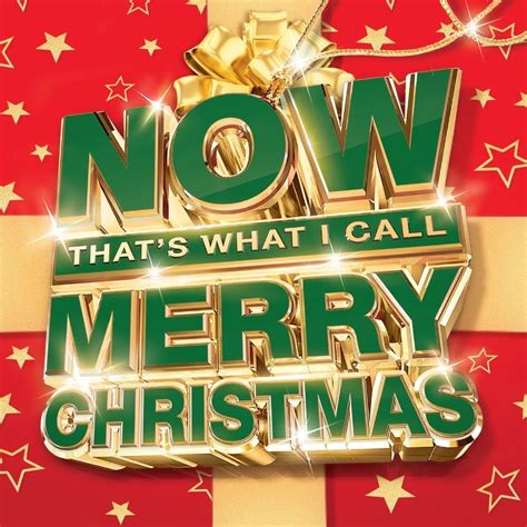 what is christmas called now that s what i call merry released today