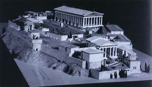 Athenian Acropolis  Plans And Drawings