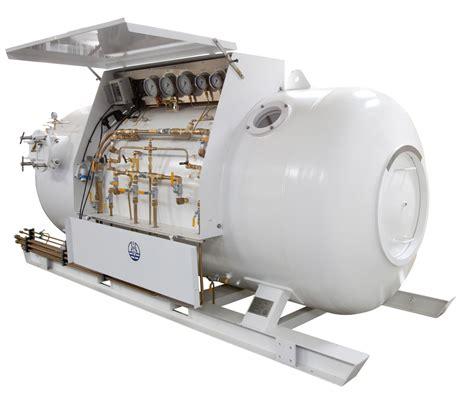 hyperbare chambre smp twinlock hyperbaric chamber diver decompression