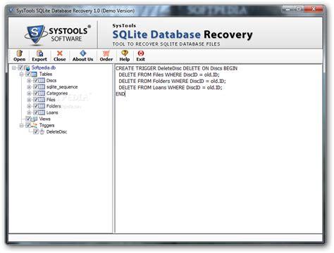systools sql recovery 4.7 0.0 descargar