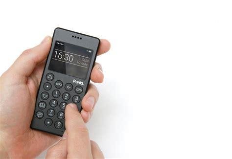 MP01 mobile phone designed by Jasper Morrison