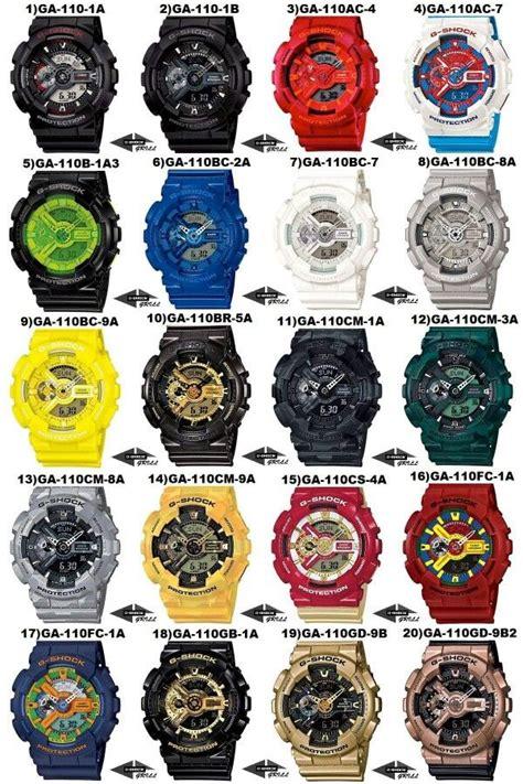 G Shock Ga 110 Gold Series ga 110 serie casio g shock in 2019 watches for g