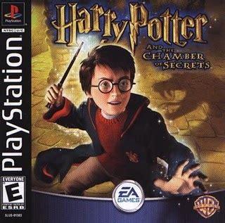 harry potter et la chambre des secrets ps1 harry potter and the chamber of secrets u iso