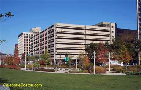 aquarium parking garage boston harbor garage 299 milk boston