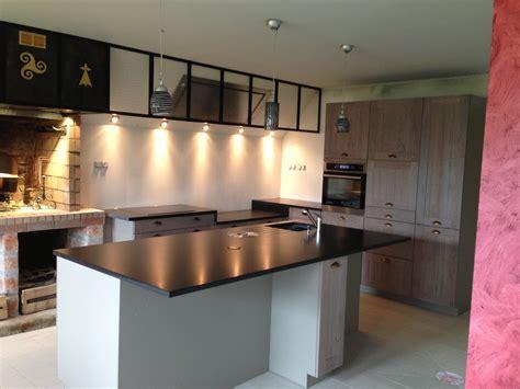 plan de travail cuisine 3m50 cuisine authentique plan de travail granit à vannes