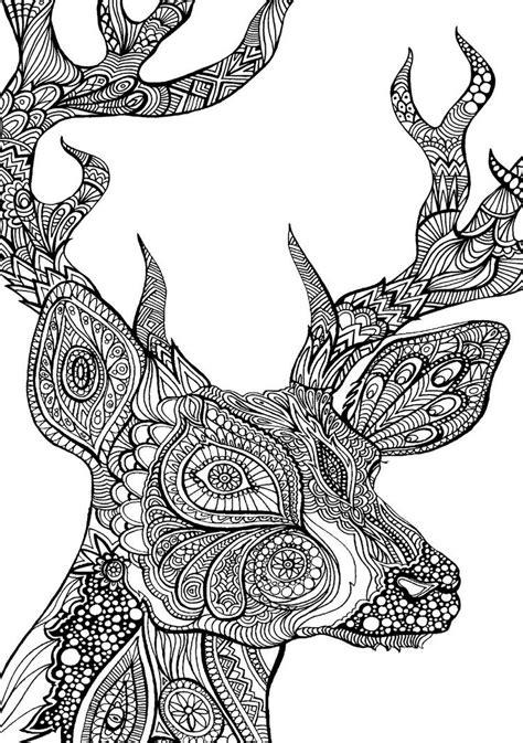 mandala malen für erwachsene ausmalbilder erwachsene tiere reh malvorlage ausmalen wald ausmalbilder erwachsene