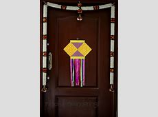 The kandil at the door Artsy, Diwali and Doors