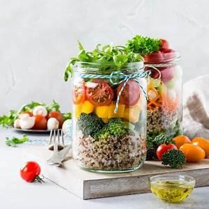 Dressing Für Karottensalat : b ro salat im glas ~ Lizthompson.info Haus und Dekorationen