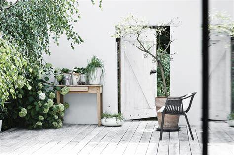 The Perfect All White Scandinavian Interior