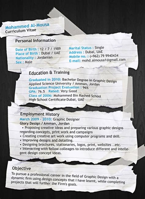 Great Resume Designs That Catch Attention by Great Resume Designs That Catch Attention And Got Hired Ucreative