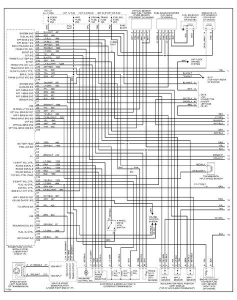 Diagram Wiring Td 94u by 1995 6 5 L Turbo Diesel Truck Won T Start Today It