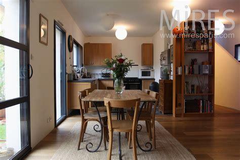 cuisine style cagne salon ouvert sur salle a manger 28 images plan salon