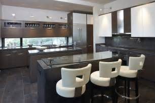 island chairs for kitchen bar stools kitchen modern with concrete island flush cabinets beeyoutifullife