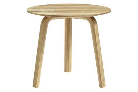 Bella Side Table S Oak, Short By Hay