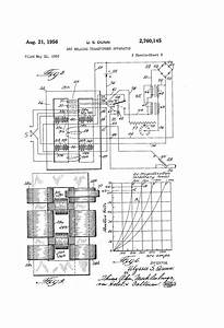 Patent Us2760145 - Arc Welding Transformer Apparatus