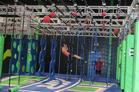 Facility - Air U Indoor Trampoline Park and Birthday Party ...