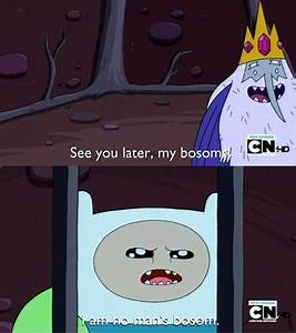 I just read tha... Finn And Marceline Quotes