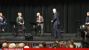 Watch: Debate for Idaho's 1st Congressional District | KBOI
