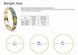 Bracelet Size Chart Mm Jewelry Size Guide Psjewelers