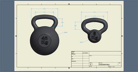 kettlebell rkc designs designer inventor cadcrowd