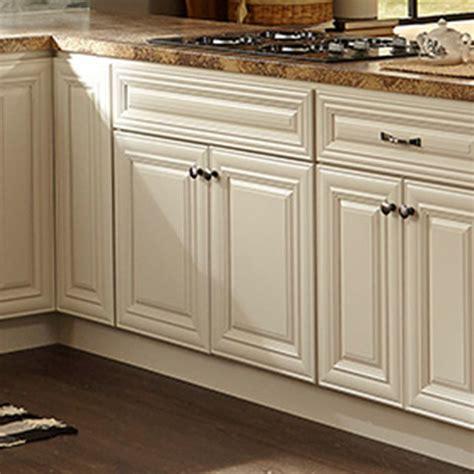 Bjorgsen & Co Victoria Ivory Kitchen Cabinets  Kitchen